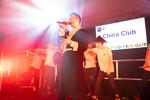China Club Students at Tattoo event 2019